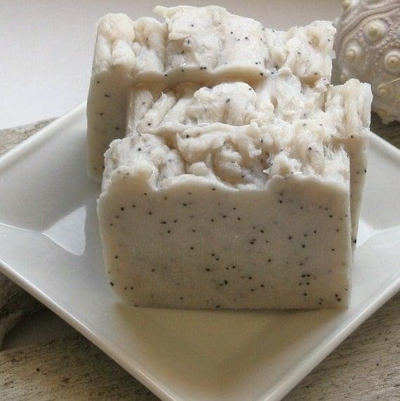 Spiced Mahogany Olive Oil Soap Bar (Vegan) (Palm Free)