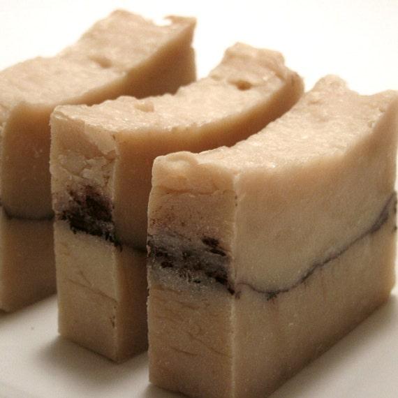 Masala Chai Olive Oil Soap Bar (Vegan)