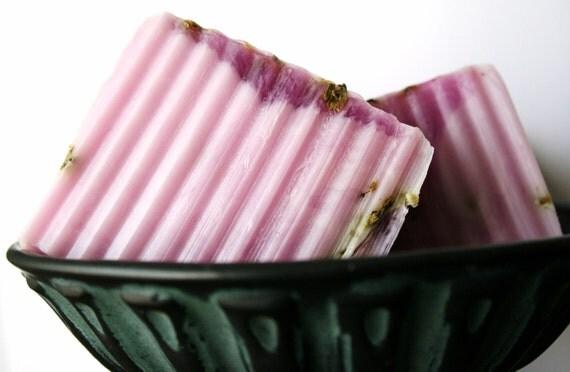 Lavender Bud Soap Bar (Vegan)