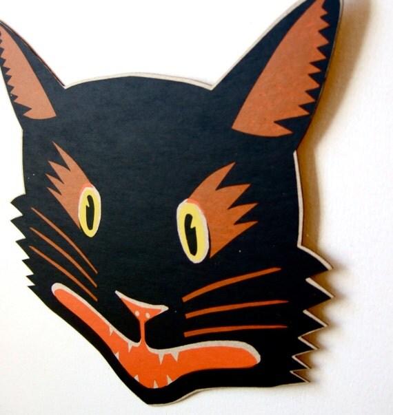 Reserved order for Krystin Halloween Cat