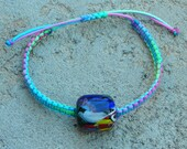 Multicolored Macrame bracelet