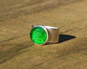 Vintage Beer Bottle Ring