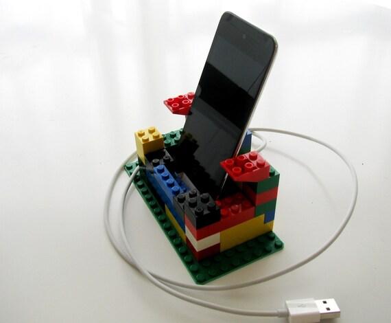 Lego iPod/iPhone dock
