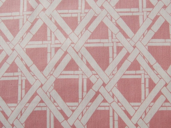 CLEARANCE 1 yard of The Maime Collection by Anna Griffin for Windham fabrics in Pink