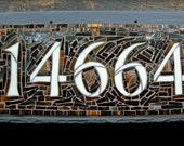 Mosaic House Number 5 Dig...