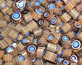 MURRINI Chips MURRINE for Lampwork Beads COE 104 Jellyfish Donna Millard
