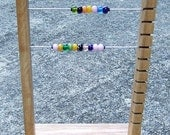 Handmade Bead Display - for your studio, shop or show