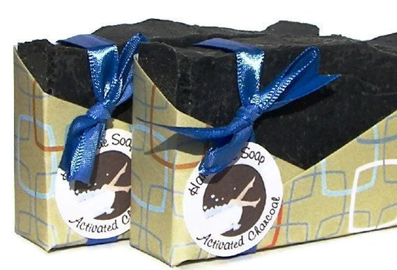 Activated Charcoal Handmade Soap - Unscented