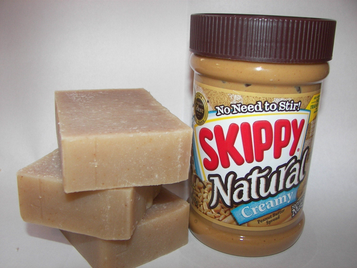 Peanut Butter Soap Made With Real Peanut Butter By Sudsnsuch