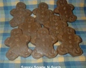 Sassy Primitive Gingerbread Soap
