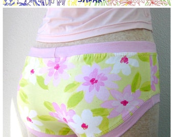 COSMOS - (XS) NowU No-Wedgie Undies (girls)