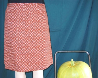 Harvest Lattice Skirt (size 16) by CarterSafari