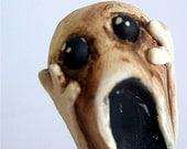 grant, scream type monster