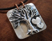 Tree of Life Love Necklace