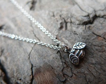 Dainty Lil' Bumble Bee Necklace
