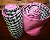 Hot Pink and Houndstooth GorGeoUs Scarf