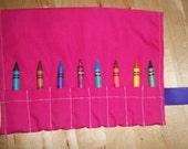 Lil  Crayon Roll Pinkalicious