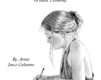 How To Draw Realistically, Learn Pencil Art: PDF Tutorial. Instant Download, Learn to Draw, Sketch, Shading, Realism Drawing, Perspective