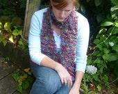 SALE SALE SALE hydrangea lady scarf