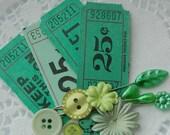 Embellie Bag Green