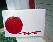 Sweet Yarn Painting