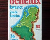 Benelux Quartet game