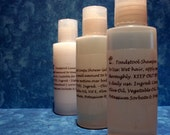 Shampoo Shower Gel Hair Conditioner Leave In Travel Size 3 Ounces You Choose the Scent by Toadstool Soaps