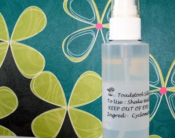 Body Splash Red Clover Tea Body Spray Dry Oil Silky Feeling Perfumed Spray