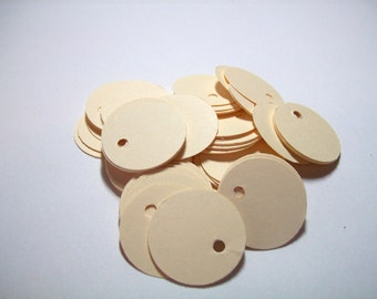 Price Tags, Merchandise Tags, Set of 100, Wedding Tag, Small Tag