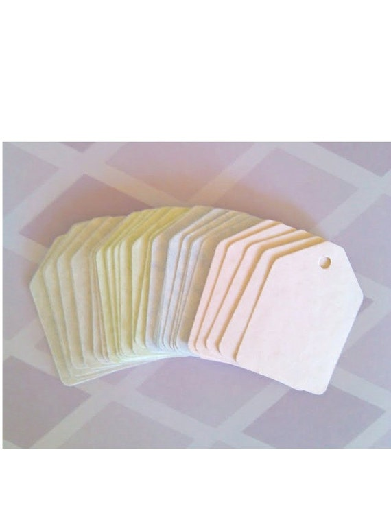 45 chunky marble tags for scrapbooking , price tags, gift tags