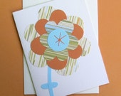 SALE - Blooming Note Card (single)
