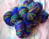 yarn oddities 'queen bitch' wash-me sock