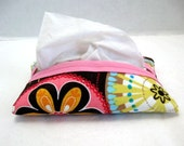 Carnival Bloom Pocket Tissue Holder