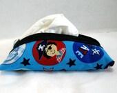 Pirate Tissue Holder  Pocket Size Tissue Cozy LIMITED