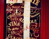 Paris Photograph - Le Dante, Fine Art Print, 8x12