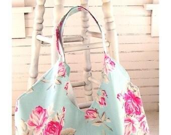 Tanya Whelan Practical Bag Pattern Tote Bag Purse Grand Revival