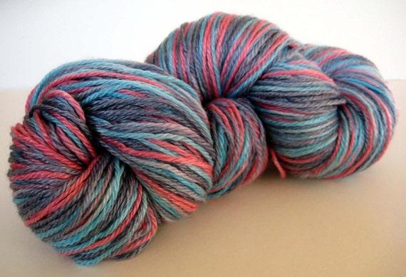 Fantasia Handpainted Merino Hand Painted 4ply/Fingering Weight Merino/Tencel Silky Yarn