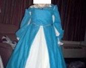 Elizabethan Gown, Renaissance Gown, Faire, SCA, Pennsic Garb, Amtgard, Dagorhir, Belegarth, Fantasy, Wedding, LARP, Gown, Costume, CUSTOM