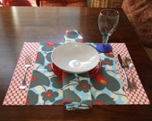 Cherry Tart Placemats - Set of 4