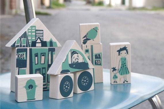 city mini blocks
