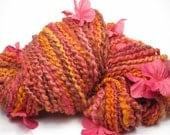 Picante Handspun Hand-Dyed Yarn (wool, 85 yards)