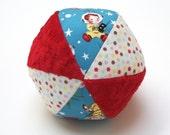 Jingle Bell Cloth Ball - Rocket Rascals