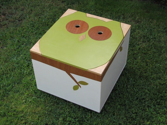 The Noah Owl Box
