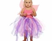 Flower fairy costume tutu craft kit.
