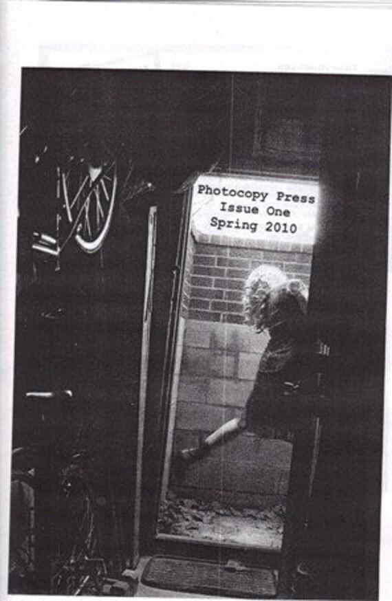 Photocopy Press Issue One