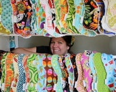 Baby Bib Bundle - Wholesale Pricing - Set of 10- Perfect Baby Shower Gift