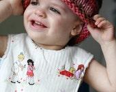 Baby Bib - Little Girl's