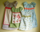Miss Madeline PDF Dress Pattern 5 - 10 years