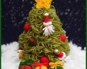 Amigurumi Pattern Crochet Christmas Tree and Presents DIY Digital Download