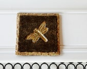 Coaster, Dragonfly Tile // Square Tile